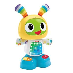 Fisher-Price Bright Beats Beatbo le Robot Édition anglaise