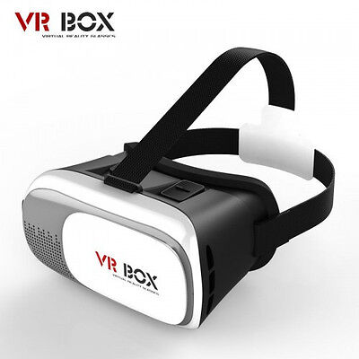 VR Box Virtual Reality 3D Glasses Smartphone