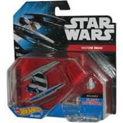 Hot Wheels Star Wars Vulture Droid NEW