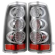 Sierra Tail Lights