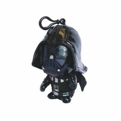 Star Wars Darth Vader Plush Key Ring - Collectable 4 inch soft plush keyring