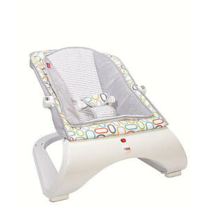 Fisher-Price Bouncer Chair & Evenflo ExerSaucer Door Jumper