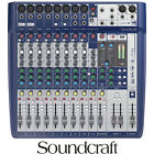 Soundcraft Pro Audio Equipment