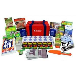 72 Hour Office Emergency Survival Kit - Deluxe 2 Person Version
