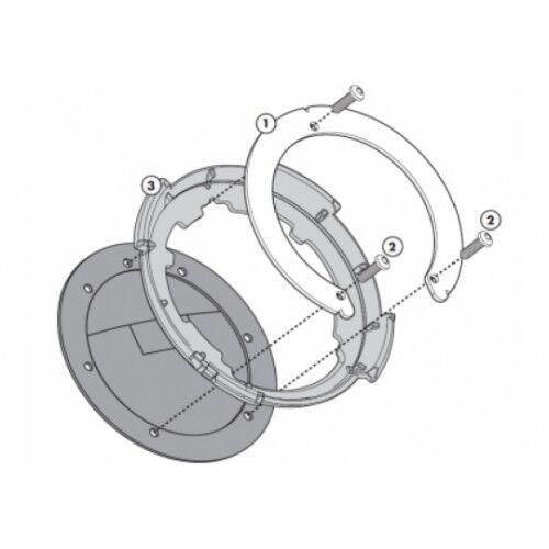 Givi Tanklock Flange / Ring