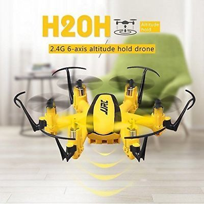 JJRC Drone H20H RC Hexacopter 2.4Ghz 4 canali 6-Axis Gyro360° Giallo DISPONIBILE