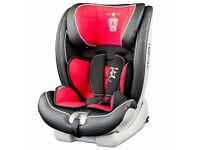 BRAND NEW BOXED COZY N SAFE EXCALIBUR GROUP 123 ISOFIX CAR SEAT
