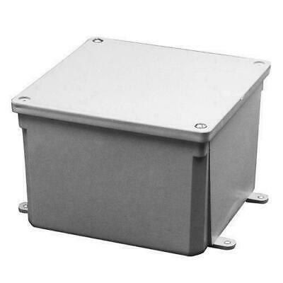 Carlon E989r Rigid Non-metallic Pvc 12 X 12 X 6 Conduit Junction Box