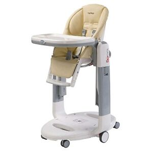 Peg Perego Tatamia High Chair (converts to swing)