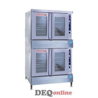 Blodgett Bdo-100-g-es Double Convection Gas Single Deck Standard Depth Oven