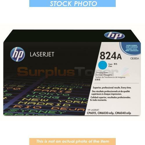 CB385A HP COLOR LASERJET CP6015 IMAGING DRUM CYAN