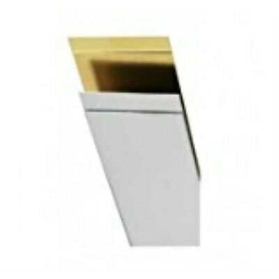 Stainless Steel Strip .018 X 1 Carded