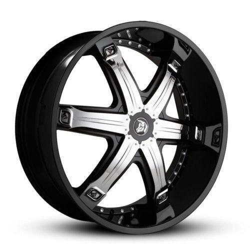 Tires For 22 Inch Rims >> 22 Diablo Rims: Wheels, Tires & Parts | eBay