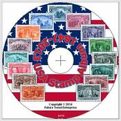 USA Stamp Album