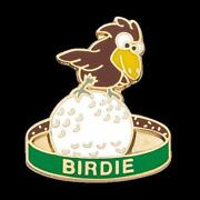 Golf Pin Badges