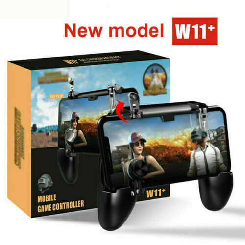 Mobile Wireless Gamepad Gaming Trigger Controller Für PUBG iPhone Samsung Handy