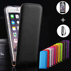 Leather Mobile Phone Flip Cases