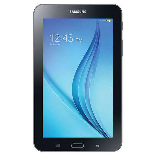 """Samsung Galaxy Tab E Lite 7"""" 8GB 1.3GHz Quad-Core Android Tablet Black SM-T113"""