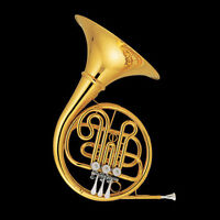 BRAND NEW SINGLE FRENCH HORN 3 KEYS Bb