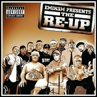 Eminem   Eminem Presents The Re Up  New Cd  Explicit