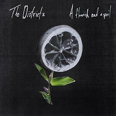 The Districts - A Flourish And A Spoil (NEW VINYL