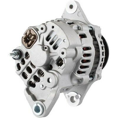 New 50 Amp Alternator For New Holland Tc48da Tc55da 2.2l Tractors 2004 2005 2006