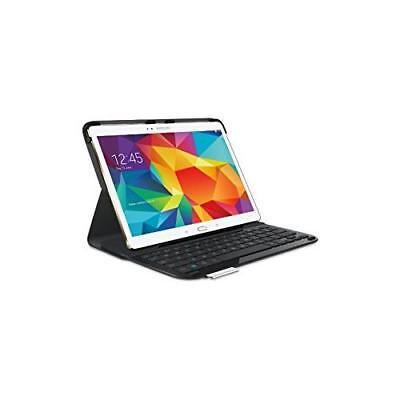 Logitech Type-S Bluetooth Keyboard Case for Samsung Galaxy Tab S 10.5 - BLACK