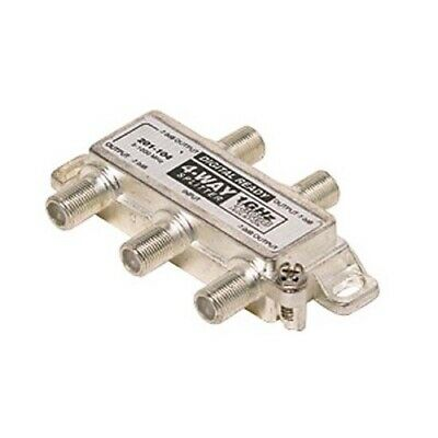 Eagle 4-Way Digital Ready Coax Splitter 1 GHz UHF VHF HDTV Antenna Coaxial  Digitale Coax-splitter