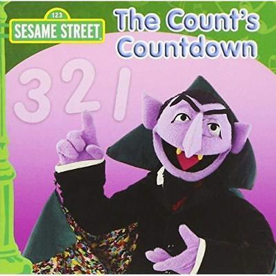 SESAME STREET The Count's Countdown CD BRAND NEW ABC For Kids ()