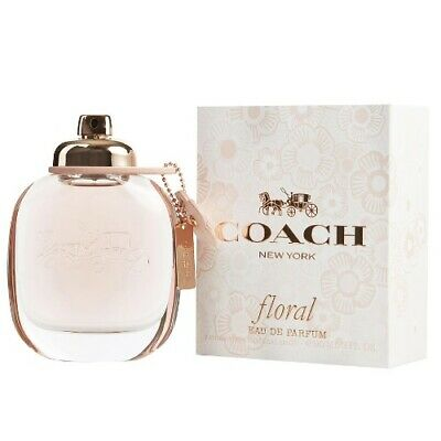 Coach Floral by Coach 3 oz EDP Perfume for Women New In Box