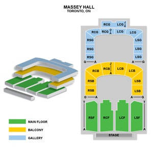 Four Tickets to Fleet Foxes - Saturday August 5 - Massey Hall