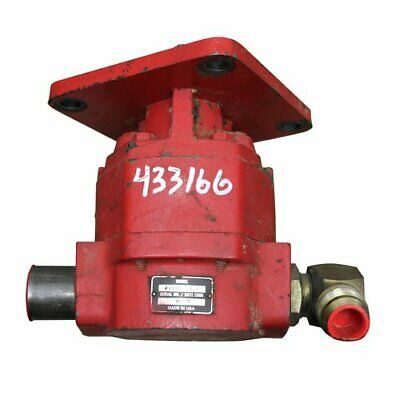 Used Hydraulic Pump Compatible With Case Ih 9130 9210 9330 9230 9110 9240 9310