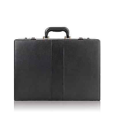 New Briefcase Leather Bag Messenger Men Handbag Genuine Case Business Portfolio
