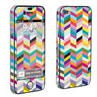 iPhone 4S Skin Sticker Colorful