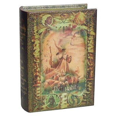THE HABIT MINI BOOK -ORIGINAL KAVATZA -WOODEN ROLLING BOX -STASH TRAY