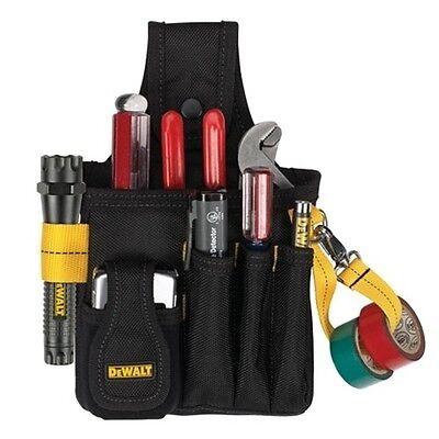 Dewalt Dg5101 Small Maintenance Electrician Technicians Tool Belt Pouch Holster