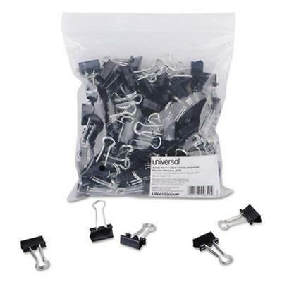 Universal Office Products Unv10200 Small Binder Clips Zip-seal Bag 38
