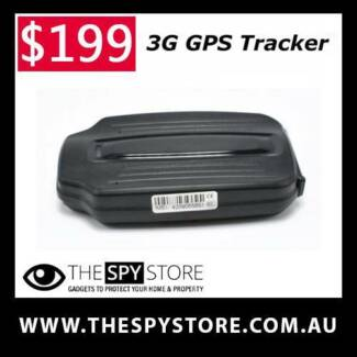 3G GPS TRACKER REAL LIVE TRACKING DEVICE VEHICLE CAR YACHT BOAT