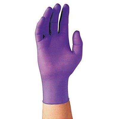 Purple Nitrile Exam Glove, Extra Large XL, Kimberly Clark Halyard 55084 - 90/Box