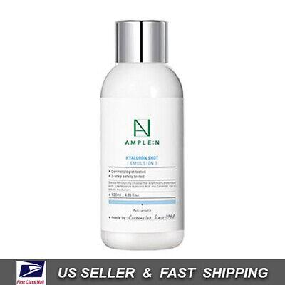 [ AMPLE:N ] Hyaluron Shot Emulsion 130 ml ( 4.39 fl.oz)