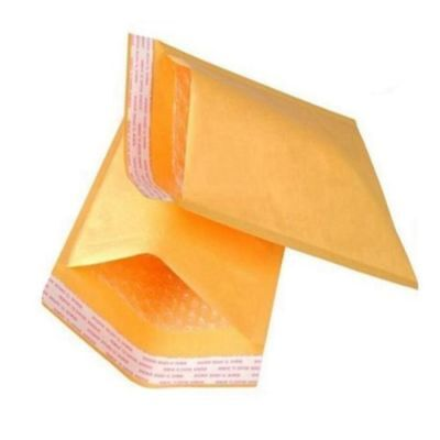 Kraft Bubble Mailers Padded Envelopes Mailing Bags Shipping 6.5 X 10 0