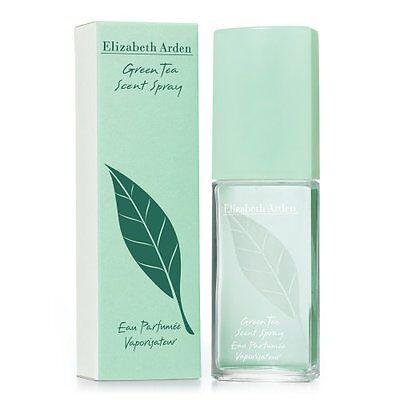 Green Tea   Elizabeth Arden   Perfume For Women   3 3   3 4 Oz Brand New In Box