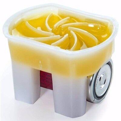 Rubbermaid SeBreeze 9C90 Fragrance Cassette, Lemon Lime, 6 Refills (RCP covid 19 (Rubbermaid Sebreeze Fragrance coronavirus)
