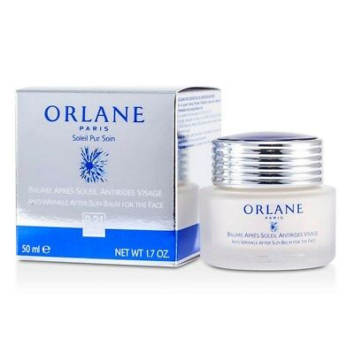 Orlane B21 Anti Wrinkle After Sun Balm for the Face- SEALED & BOXED- 1.7 oz Sun Face Balm