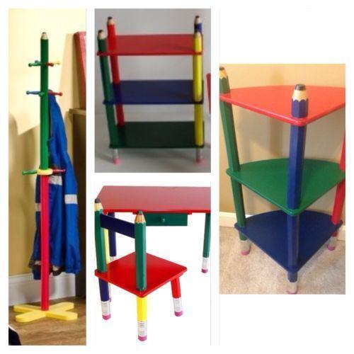 Used kids bedroom set ebay for Used kids bedroom furniture