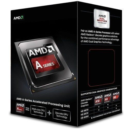 10-Core Gaming Computer Desktop PC 500GB SSD Quad 8GB R7 Graphic CUSTOM BUILT 4