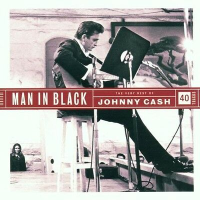 Johnny Cash   Man In Black The Very Best Of Johnny C  New Cd  Germany   Import