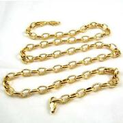 Big Gold Link Chain