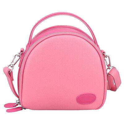 Camera Case Bag Zippered Universal & for Fujifilm Instax Mini 8+ 9 70 90 Pink