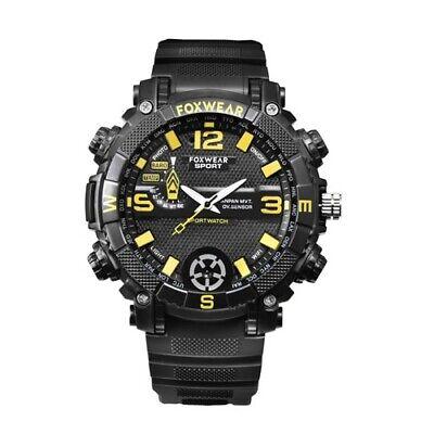 Versteckte Armband (SPION ARMBANDUHR 1080P FHD VIDEO VERSTECKTE SPY MINI KAMERA 16GB SPEICHER A68)